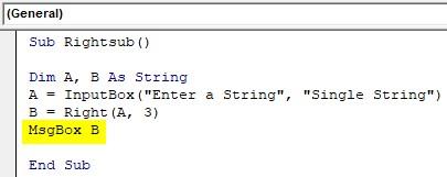 VBA SubString Example1-12