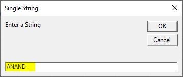 Excel VBA SubString Example1-6