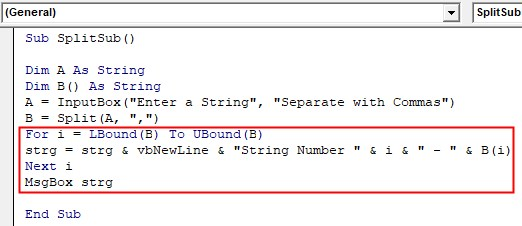For Loop Example4-4
