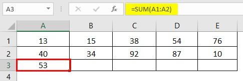 Examplel 3-4