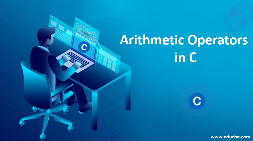arithmetic operators in c