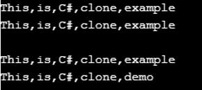 clone()