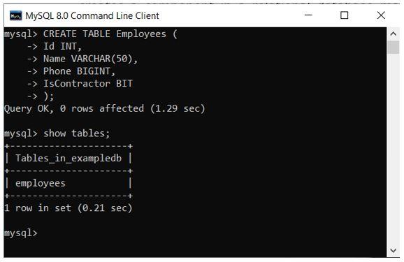 data definition language 1