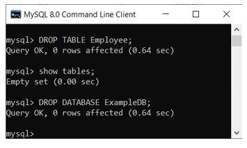 data definition language 3