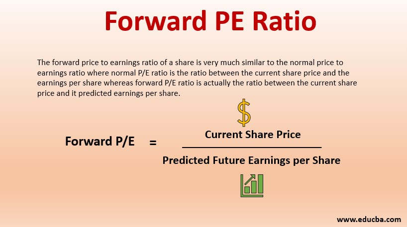 forward pe ratio