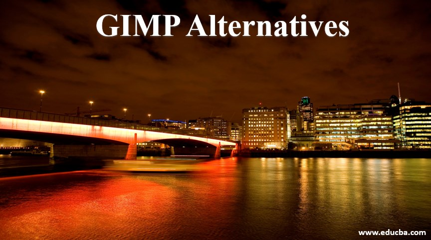 gimp alternatives