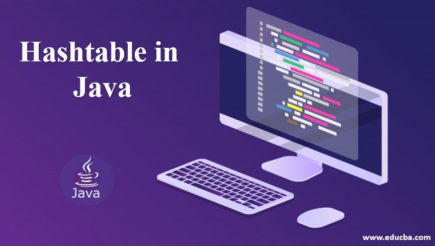 hashtable in java