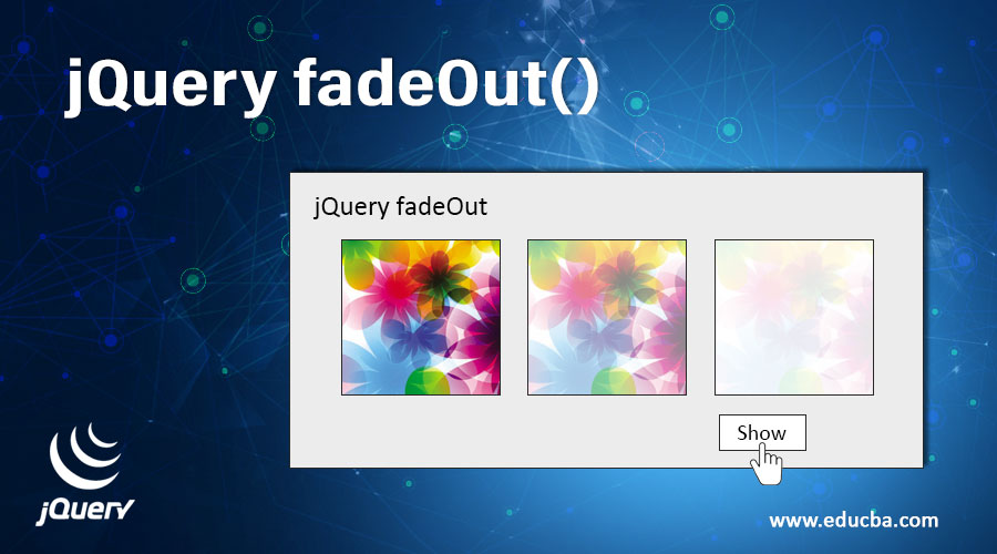 jQuery fadeOut()