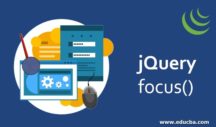 jQuery focus()