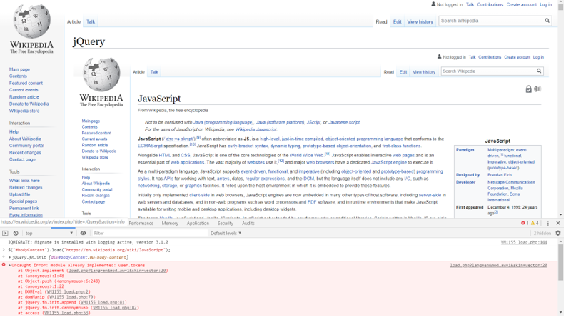 jQuery load() 4