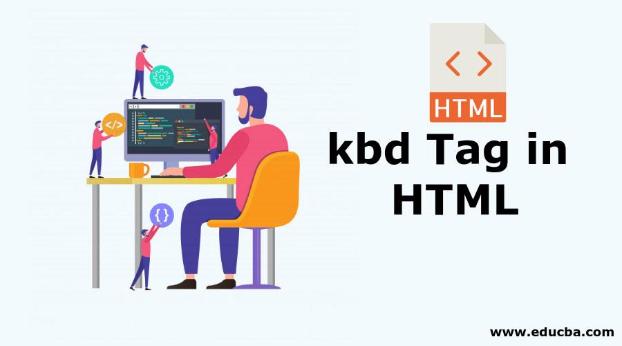 kbd Tag in HTML