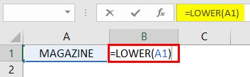 Sentence Case in Excel 2-2