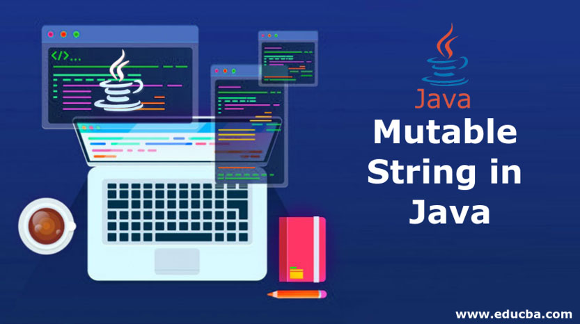Mutable String in Java