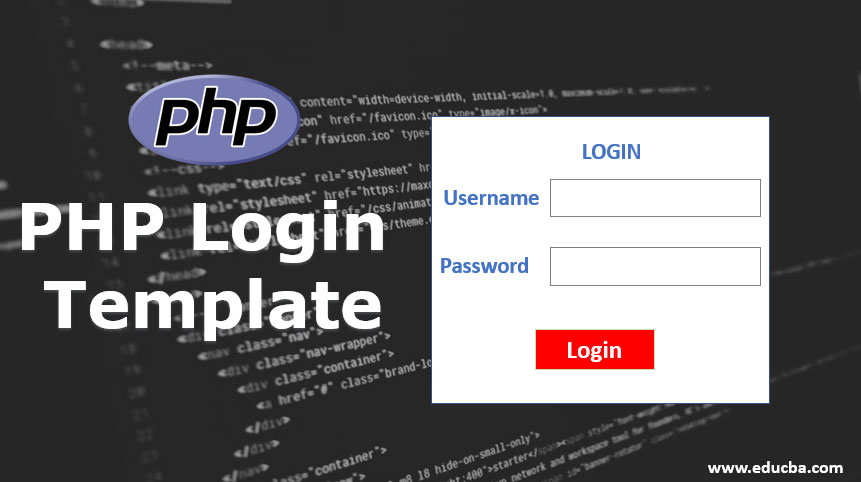 php-login-template