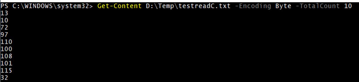 GC with Encoding