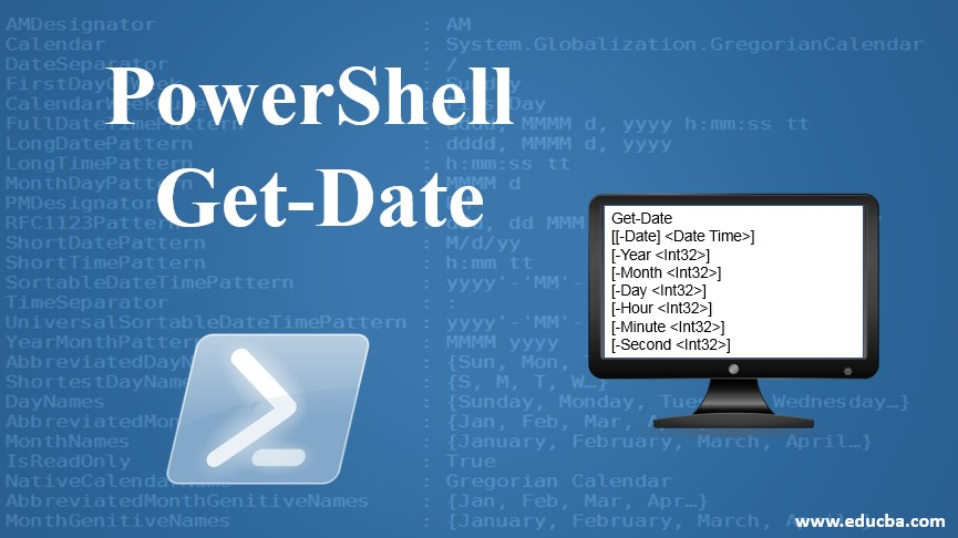 powershell getdate