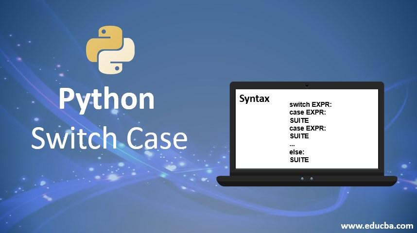 python switch case