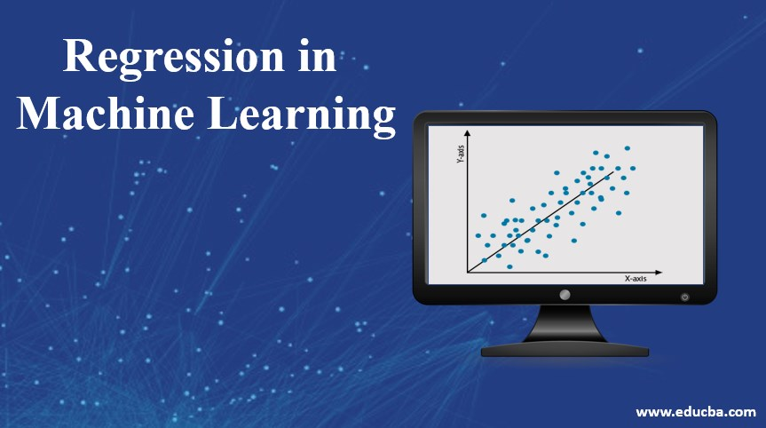 regression of machine learning