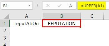 Sentence Case in Excel 1-3