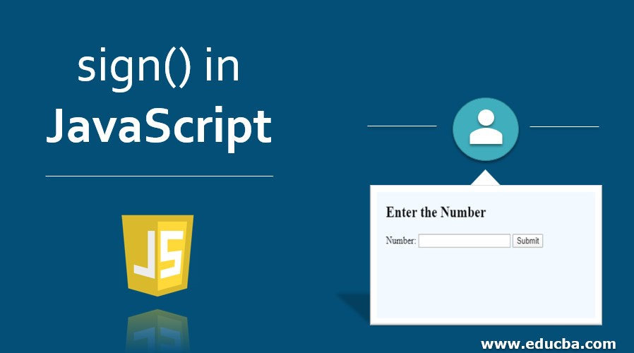 sign() in JavaScript