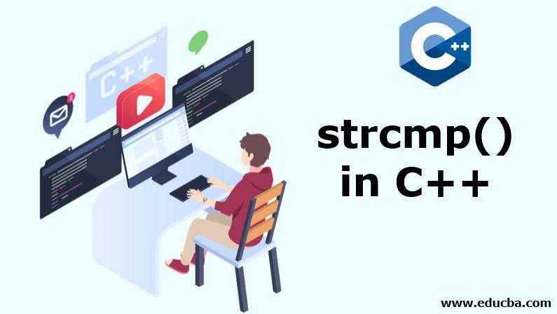 strcmp() in-C++