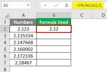Trunc in Excel 2-5
