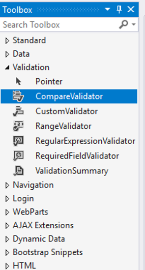 ASP.Net CompareValidator-1.2