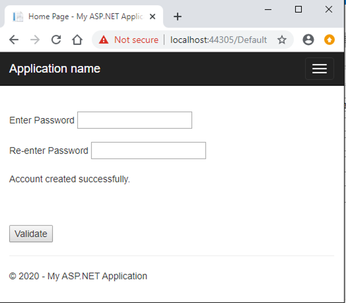 ASP.Net CompareValidator-1.6