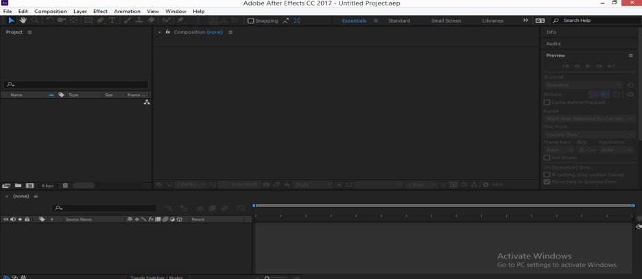After Effects Transitions - 1