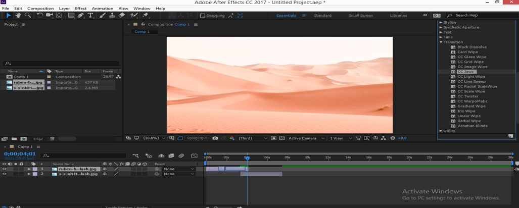 After Effects Transitions - 11