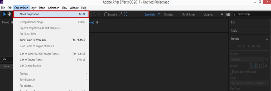 After Effects Transitions - 2