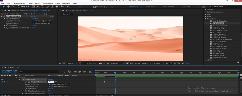 After Effects Transitions - 21