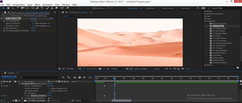 After Effects Transitions - 22