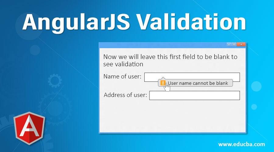 AngularJS-Validation