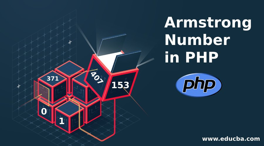 Armstrong Number in PHP