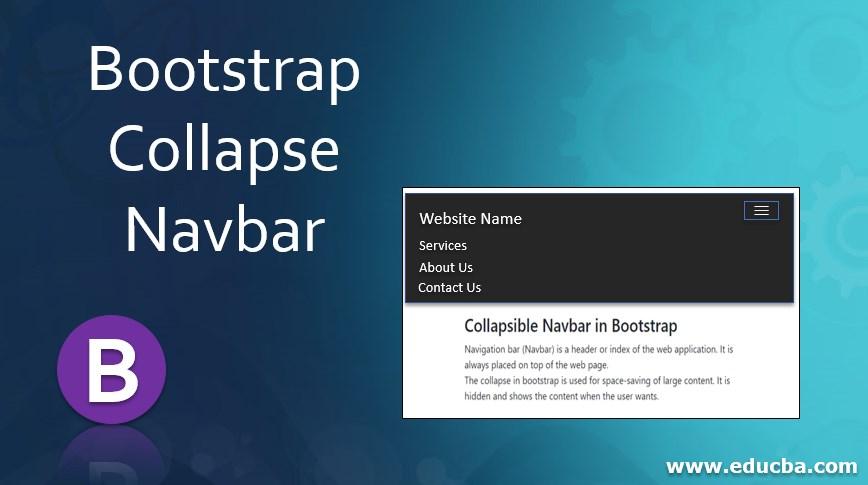 Bootstrap Collapse Navbar