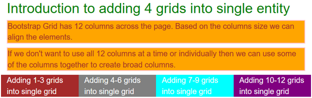 Bootstrap Grid - 2