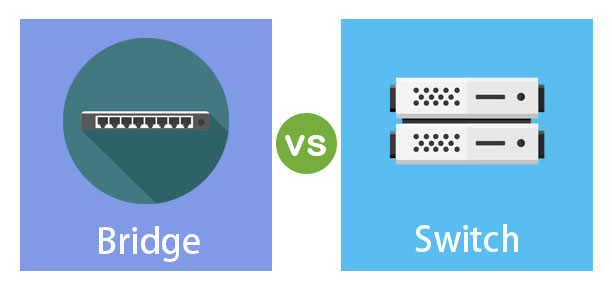Bridge vs Switch