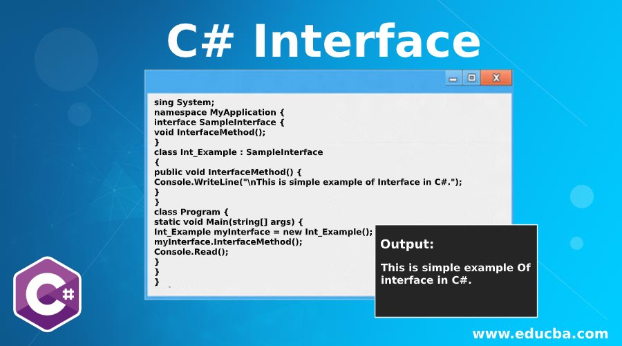 C# Interface