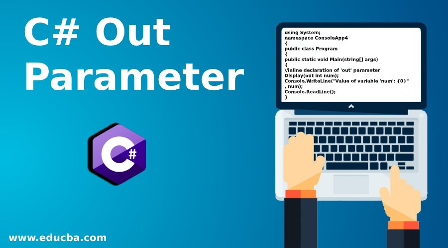 C# Out Parameter