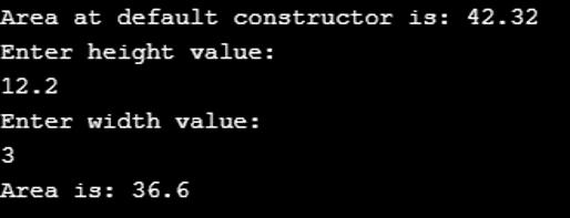 C++ Struct Constructor-1.2