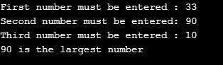 C# Ternary Operators 1-1