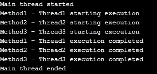 C# thread join- example2