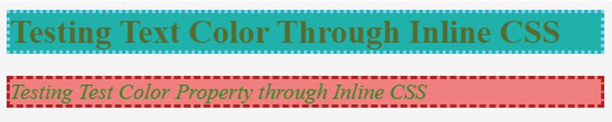 CSS Font Color-1.3