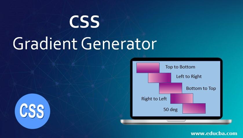 Online Gradient Generator