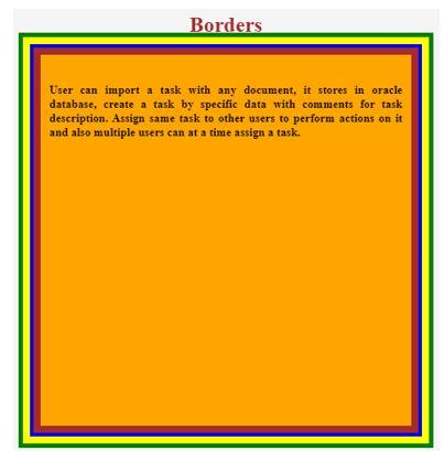 4 borders image