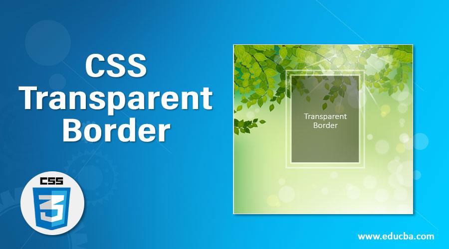 CSS-Transparent-Border