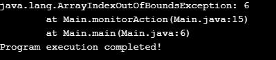 Exception Handling in Java 1-4