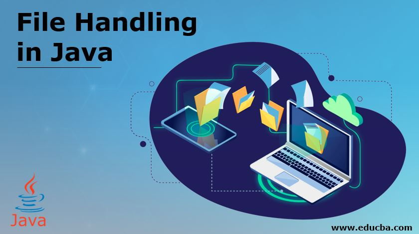 File Handling in Java