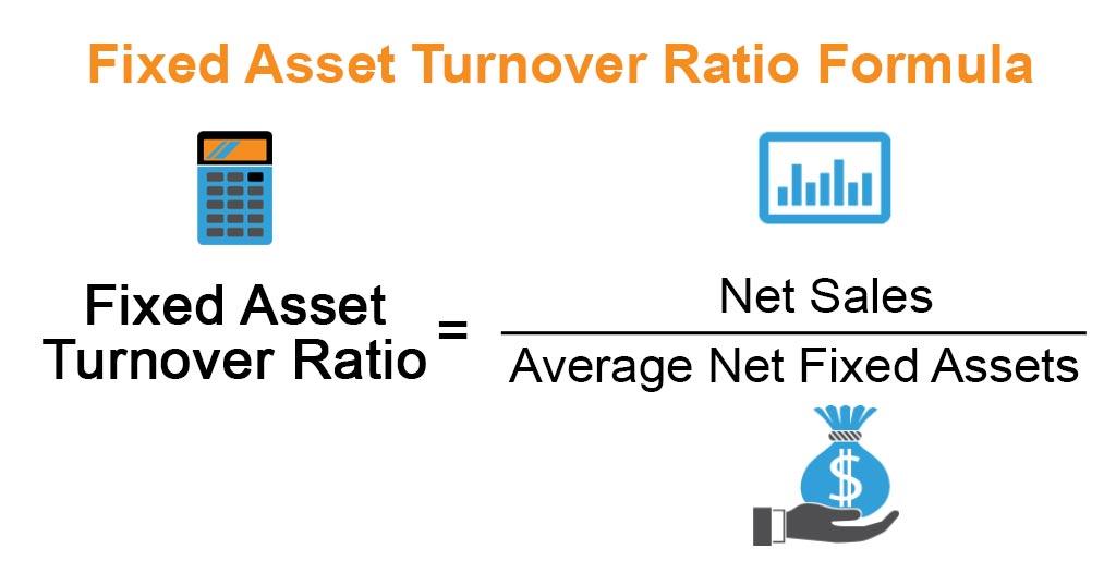 Fixed Asset Turnover Ratio Formula